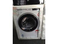 9kg 1409w/m washer 12 month gtee