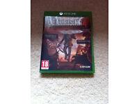XBOX ONE game Deadrising 4