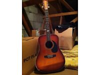 Marlin MF27 Acoustic Guitar