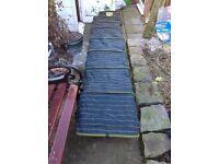 Dinsmore 3.4m carp sack unused