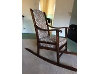 Antique American Style Rocking chair