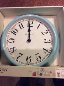 Jones wall clock