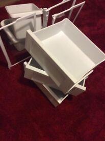Fridge/Frizer Parts drawes and shelves