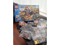 Brand new boxed Lego Gold Mine Set