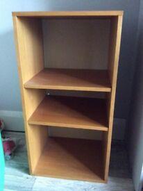 Ikea Bonde 1x2 storage unit. 3 available