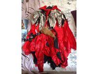 Rubies lil dead riding hood women's Halloween costume