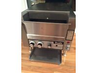 DUALIT commercial conveyor TOASTER