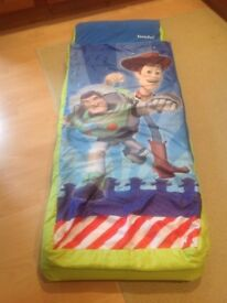 Kids Inflatable Toy Story ready bed