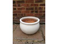 Large Ceramic/Pottery Garden Plant Pot