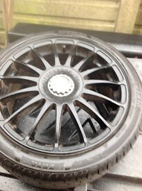 Wheels, Alloys for sale there are 3 available the price is per alloy not for all 3.