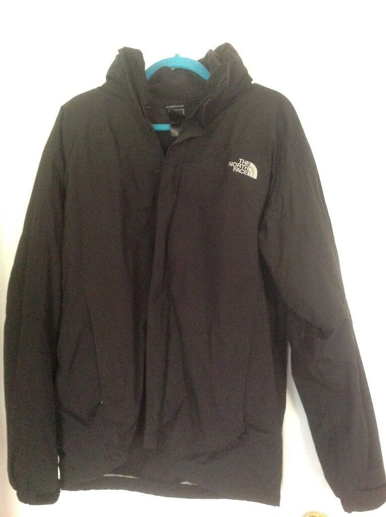 Men's North Face Three in One Jacket