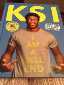 KSI I AM A BELLEND BOOK
