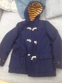Mini Boden Duffle Coat size 9-10 years