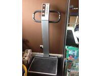 Flabelos vibrating machine