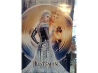 The huntsman cinema poster