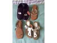 Ladies shoes bundle 3/4