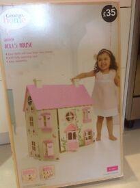 NEW dolls house