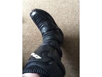 Size 7 Eur41 Oneal motocross boots