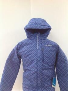 Columbia Alpine Free Fall Kids Jacket Youth Large- new (090230)