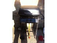 Tesco Gas Barbecue BBQ in good working order with regulator but no bottle.