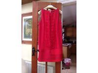 Coast dress size 16 worn once