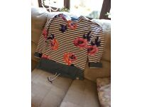 New Joules ladies top size 16, make super Xmas gift