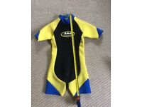 Wetsuits for teenagers x2