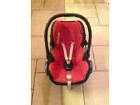 Maxi cosi car seat, excellent condition, suitable from birth - 9 months, exce