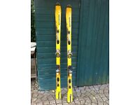 SALOMON SKIS - XSCREAM SERIES