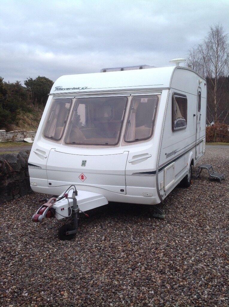 Abbey Maverick Sl Caravan 2 Berth Motor Mover Amp Kampa Air