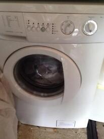 Zanussi 1600 spin Wasing Mashine