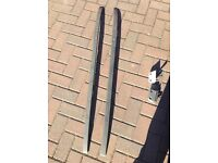 Astra gte roof rails