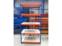 RAPID RACKING INDUSTRIAL WAREHOUSE WORKSHOP SHOP GARAGE SHED BAY SHELVING UNIT