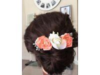 Mobile Bridal Hairdressing