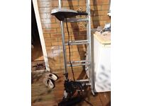 Manta mx54 outboard electric motor for dingeys etc great for fishing