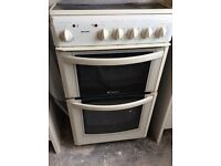 Hotpoint electric 50cm cooker