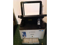Samsung Multifunction Xpress C460FW - Empty or very low cartridges