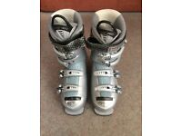 Head ski boots size 5-5.5 suit lady or teenager and bag