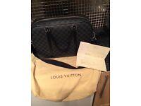 Louis Vuitton Jorn Damier Graphite briefcase