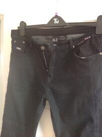 Kevlar ladies bike jeans