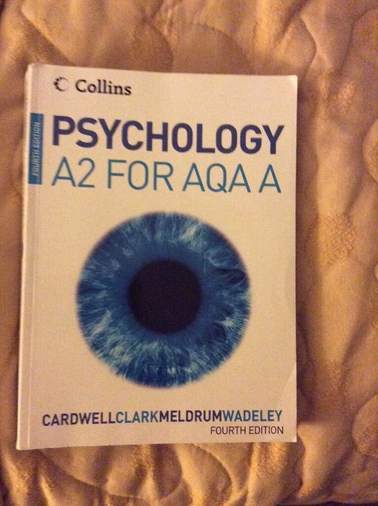 Psychology A2 for AQA A (Collins)