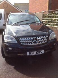 Mercedes ML 320 SE CDI Diesel Auto