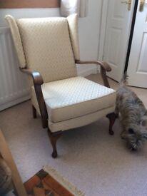 Vintage Cintique chair