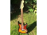 Squire fender Stratocaster