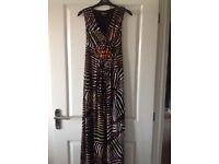 Ladies size 10/12 maxi dresses