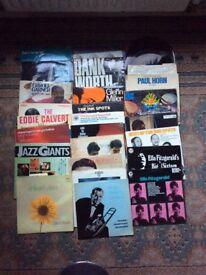 Jazz Vinyl LP's