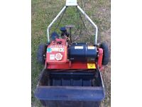 Saxon Cylinder Lawn Mower LM26