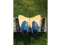 Churchill bodyboard fins