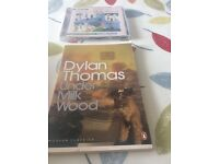 Under Milk Wood - Dylan Thomas - Book and 2 CD's