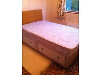 Double bed - free